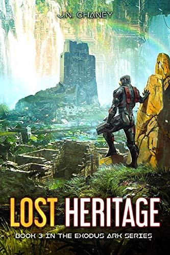 Exodus Ark Series Book 3: Lost Heritage
