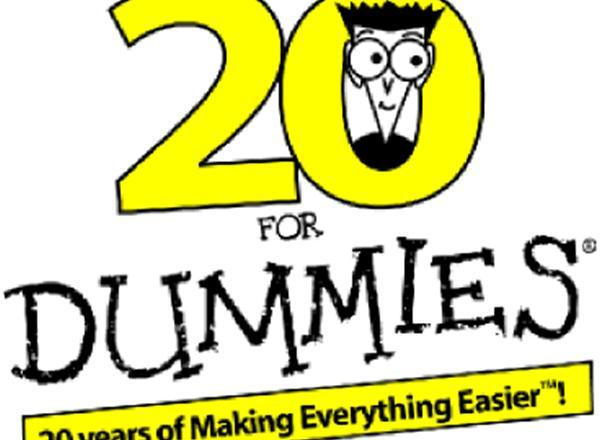 For Dummies 20th Anniversary