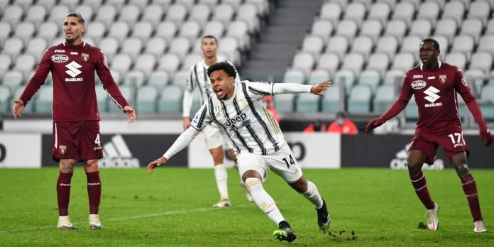 Juventus - McKennie