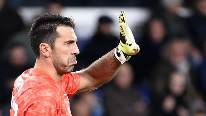 Gigi Buffon Dino Zoff Juventus-Napoli
