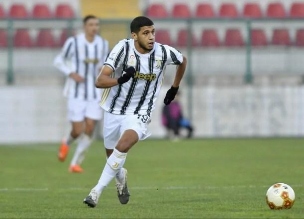 Hamza Rafia Olbia Juventus U23