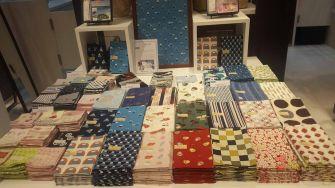 Handkerchiefs and Towels