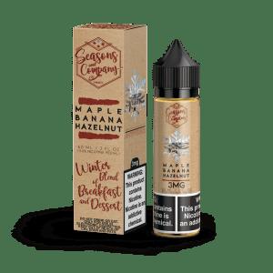 Maple Banana Hazelnut Seasons and Company