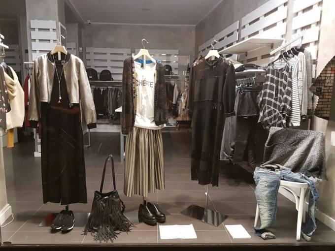 negozio abbigliamento donna