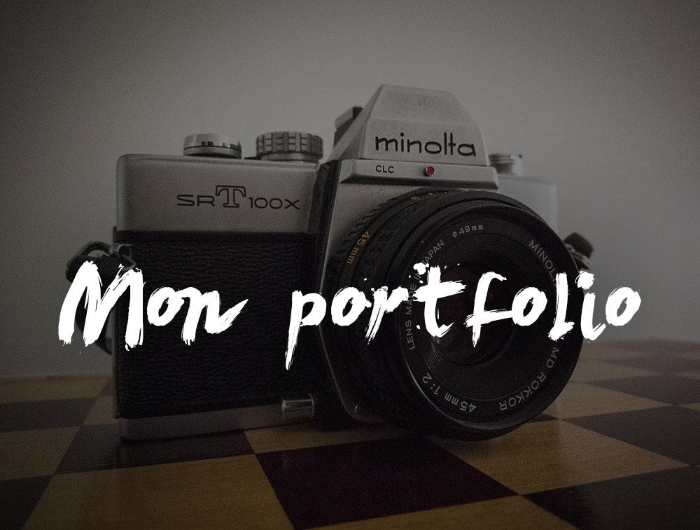 Mon portfolio