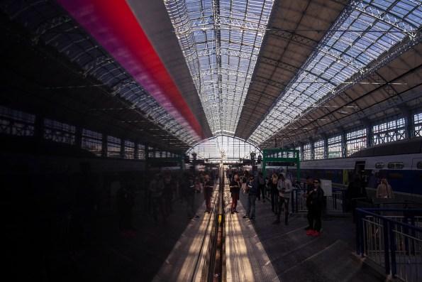 Perspective TGV Bordeaux