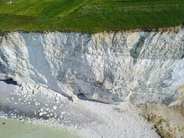 Normandie Mavic Pro - bord de falaise 2