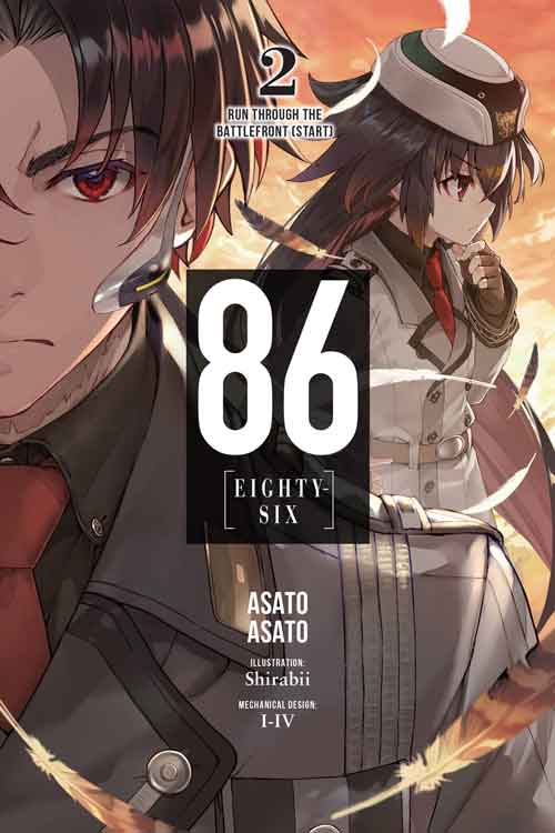 You can now Download 86--EIGHTY-SIX Light Novel