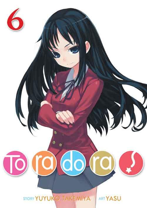 You can now Downlaod Toradora volume 6 Light Nove