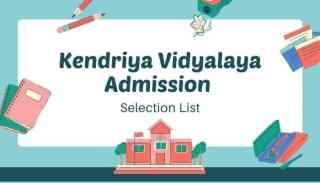 k v admission list