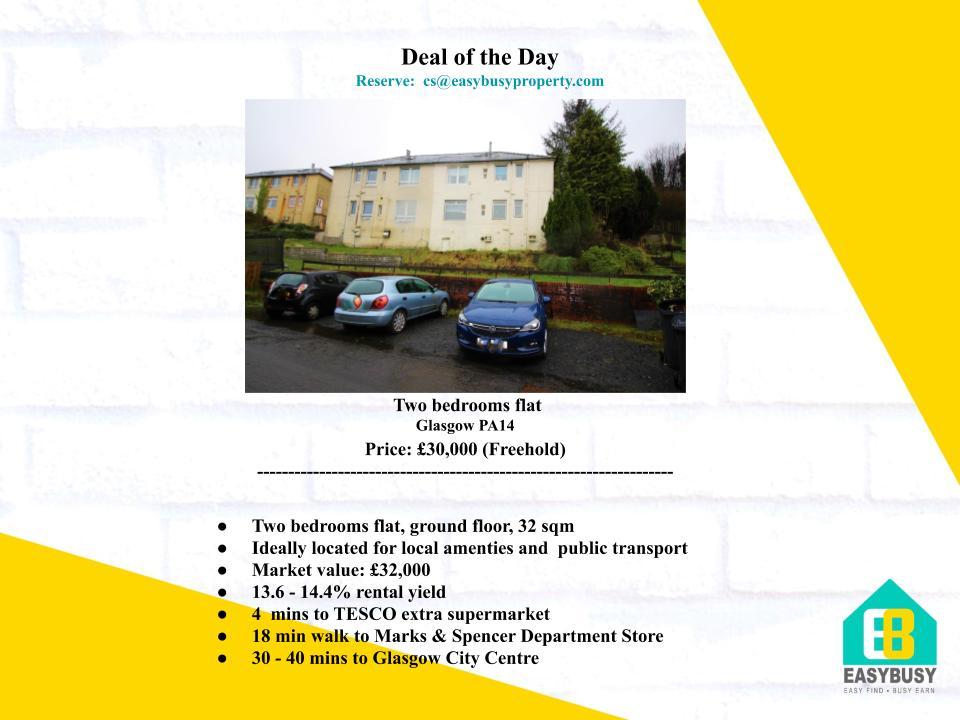 20200907 | Transaction Record of UK Property Investment | JiaYu