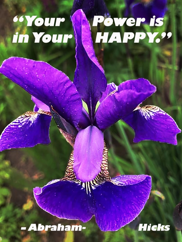 """""""Your Power is in Your HAPPY."""""""