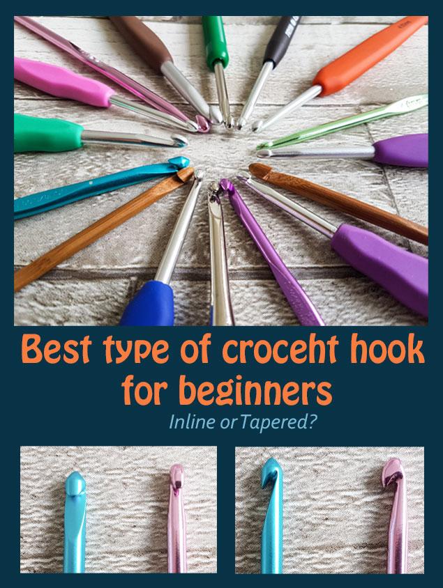 best type of crochet hook for beginners
