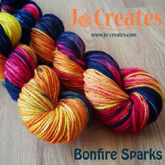 bonfire-sparks