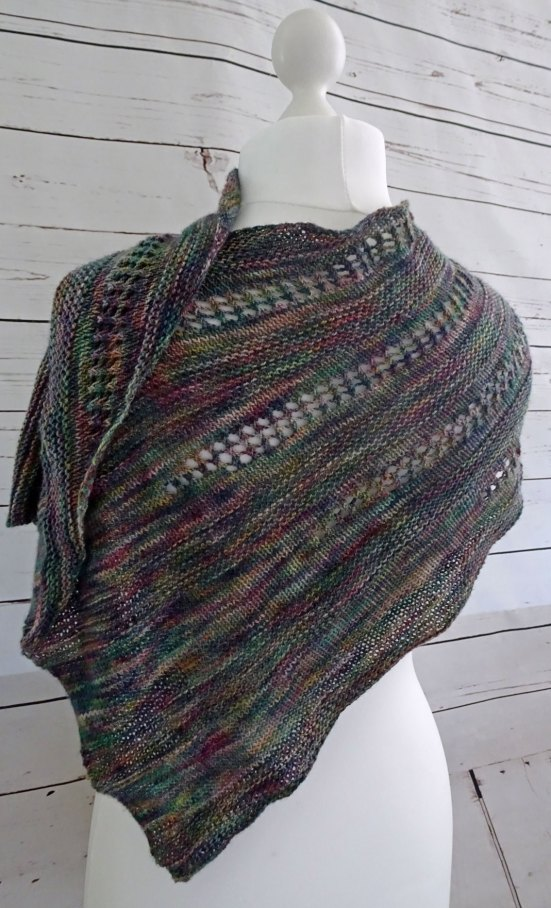 Rainfall-Shawl