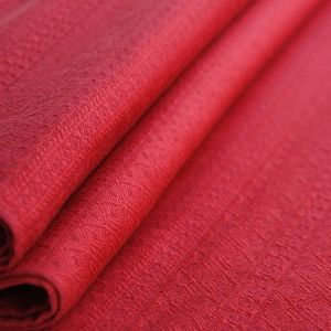 Didymos babahordozó kendő rubinvörös indio
