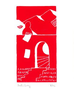 joachim sontag serigraphie toulouse arche-rouge