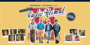 Radio Heimat Website Screenshot