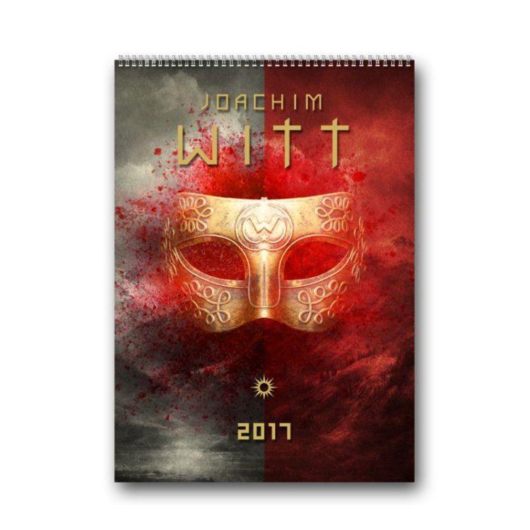 Kalender-Joachim-Witt-2017-signiert