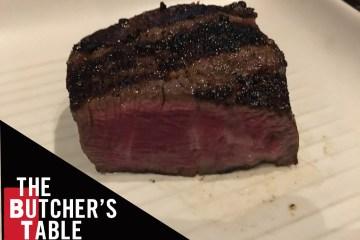 【美國華盛頓】「見島特選」貴鬆鬆的美國和牛!西雅圖「The Butcher's Table」吃牛排!