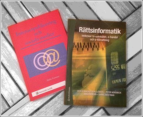Juridikböcker
