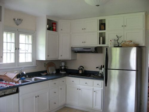 Picture of kitchen after remodel