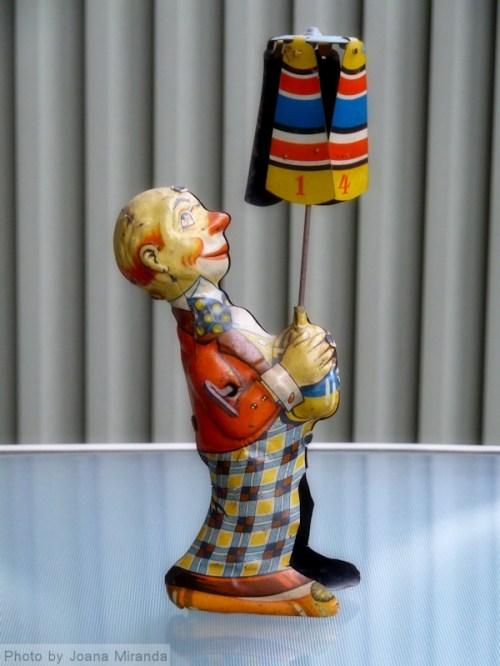 Antique wind up toy