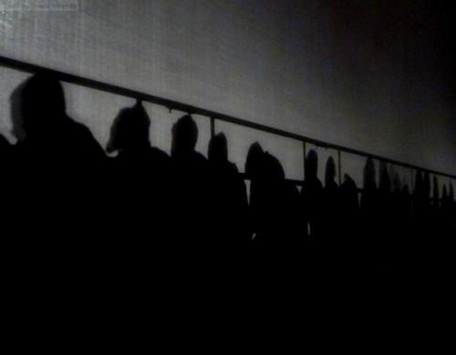 shadows in the choir