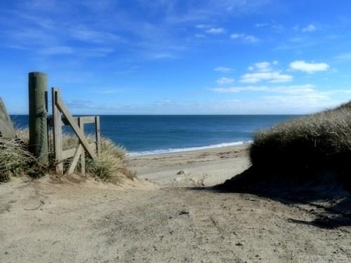 Atlantic Ocean off Nantucket