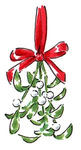 Mistletoe for blog