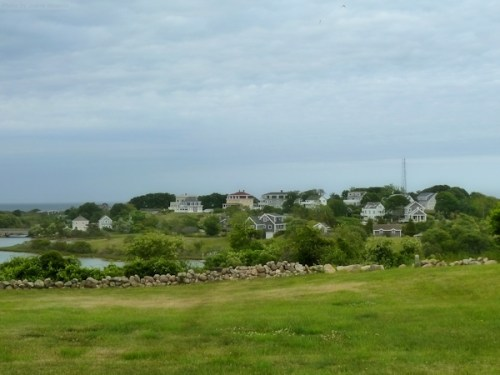 houses on Block Island