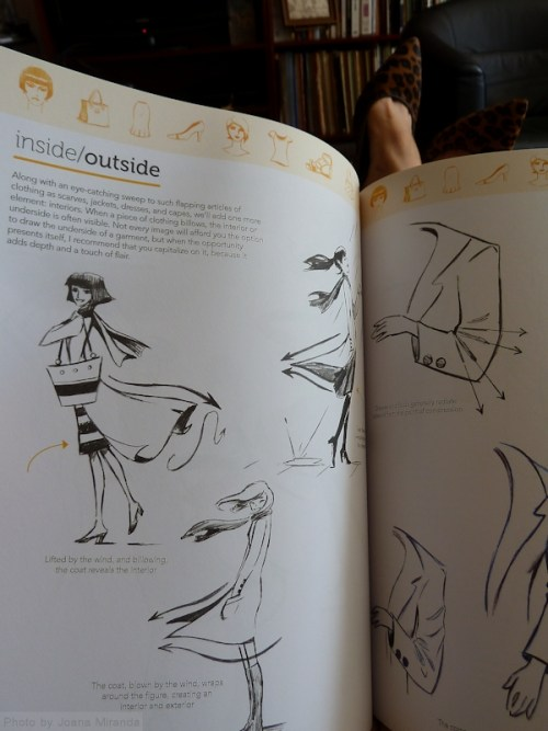 Inside Fashion Design Studio by Chris Hart