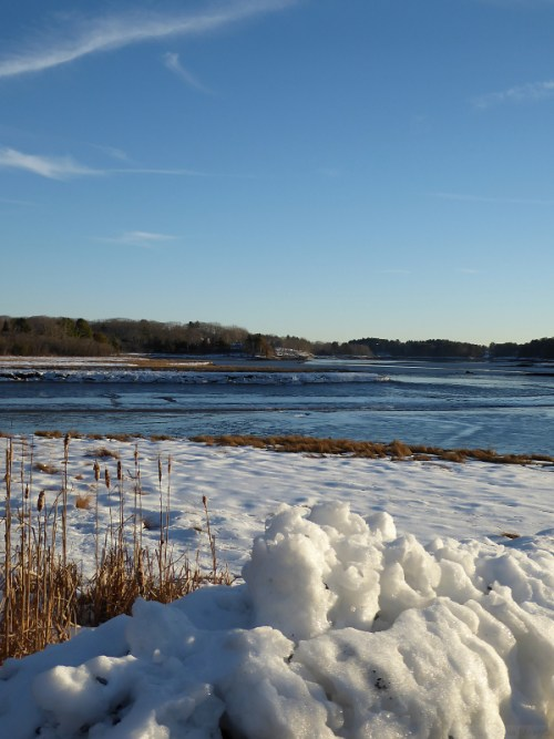 cold harbor view in Kittery
