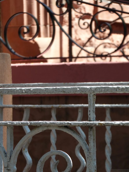 Upper West Side railings