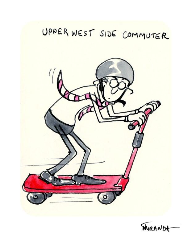 Funny character art by Joana Miranda