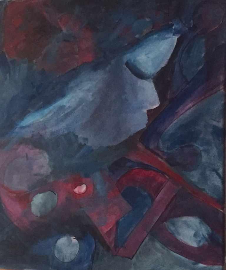 04th painting of 30 - Joana Öberg 2017