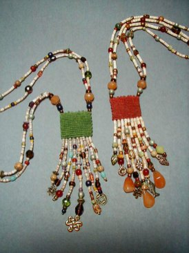 Heishe Necklaces