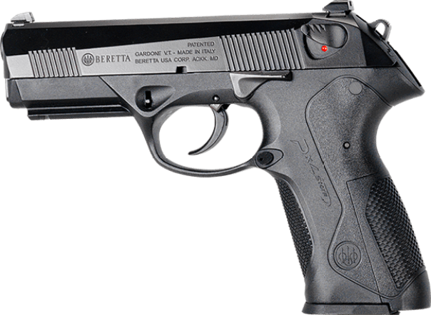 The Beretta Storm 9MM