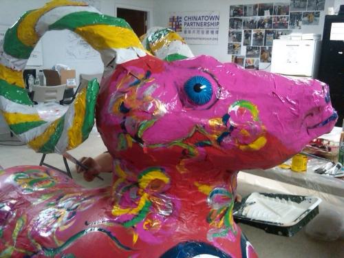 Chinese Lunar New Year Project Joan Di Lieto 3