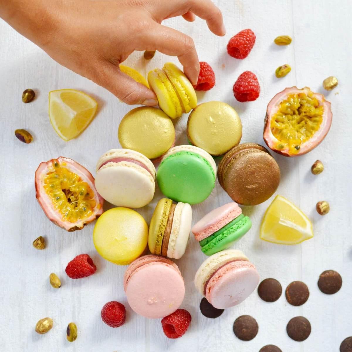 macarons vegan jo and nana cakes