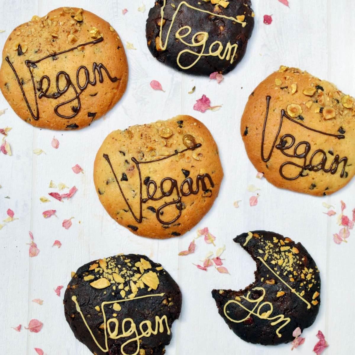 cookie vegan jo and nana cakes