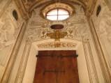 Inside of church in Riva