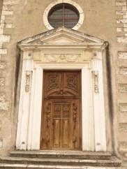 Church in Riva del Garda