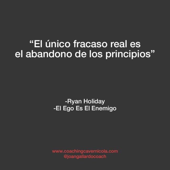 el ego es el enemigo citas 2