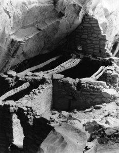 040C04 Anasazi Ruin, Utah 1998