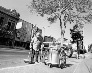 1974010020 Albuquerque Street Sweeper 1974