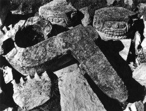 1989013003 Kabah Ruins 1989