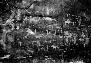 2011RA0106 Anasazi Rock Art, Utah 2011