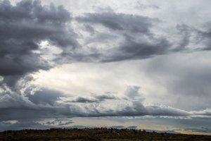 20150693DC Red Mesa Clouds, AZ 2015