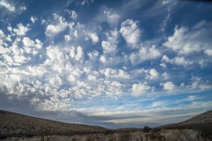 2015247DC Otero Mesa Clouds, NM 2015